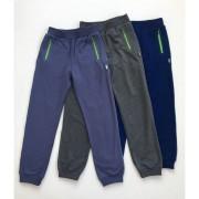 Брюки спортивные с карманами на молнии ШТ206  Робинзон