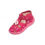 Тапочки для девочки SMERFETKA розовая  Vi-GGa-Mi