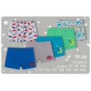 Трусы-шорты для мальчика ТР27 (ребана)  Бемби