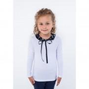Блуза для девочки белая ВидОли ТМ