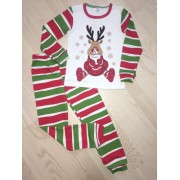 Пижама детская Зігрійся з оленятком ТМ Літо