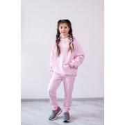 Комплект для девочки розовый (трехнитка) TOP HAT