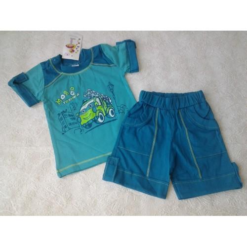 Костюм для мальчика 509  Фламинго-текстиль