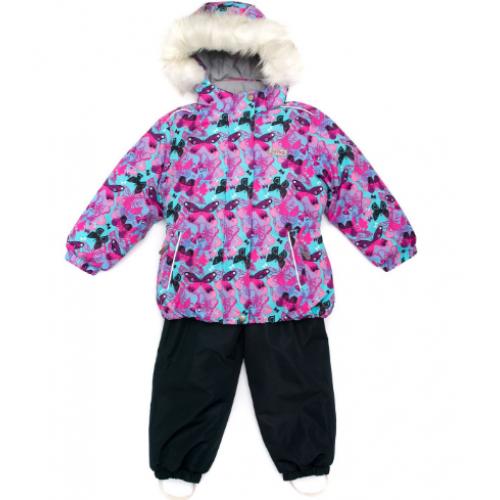 Зимний термокомбинезон (комплект)  для девочки Joiks 2017