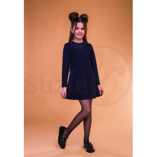 Платье школьное Анджелина (трикотаж)  TM Suzie