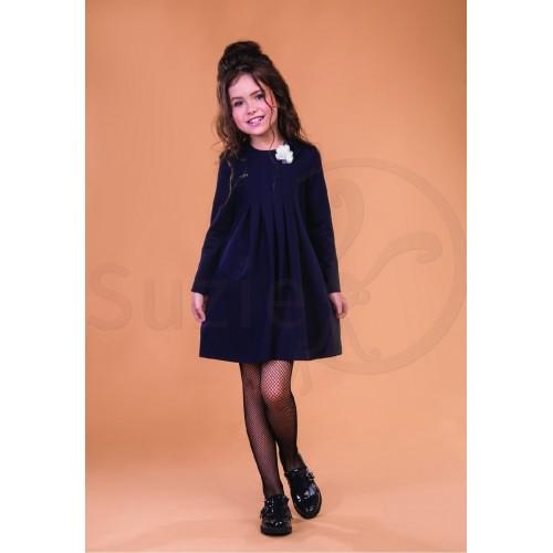 Платье школьное Ундина (трикотаж)  TM Suzie