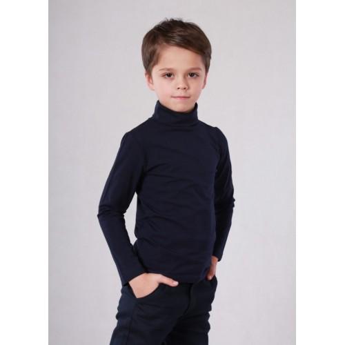 Гольф темно-синий для мальчика 15319 ТМ Vidoli