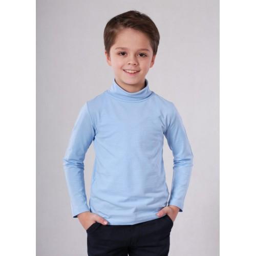 Гольф голубой для мальчика 15319 ТМ Vidoli