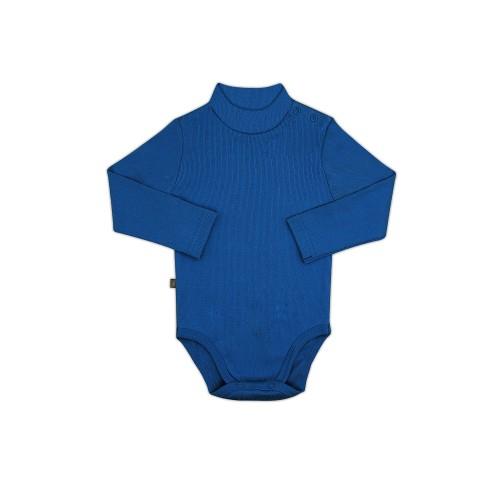 Боди-гольф (рубчик с микроначесом)  Темно синий ТМ Смил