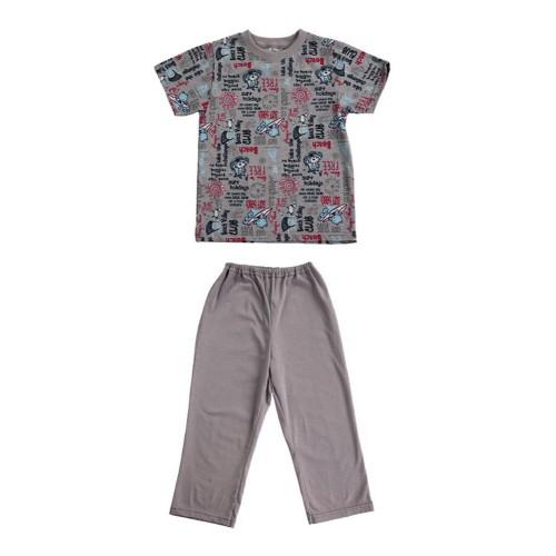 Комплект летний (пижама)  ПЖ25 Бемби