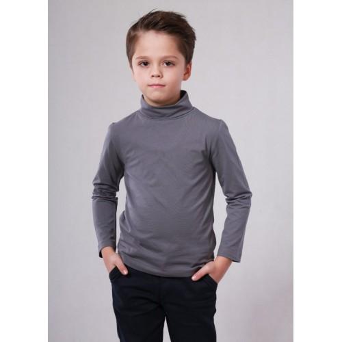 Гольф темно-серый для мальчика 15319 ТМ Vidoli