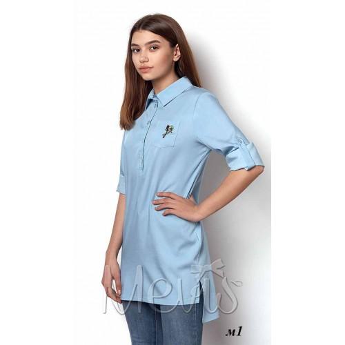 Блуза-туника для девочки 5008 Mevis