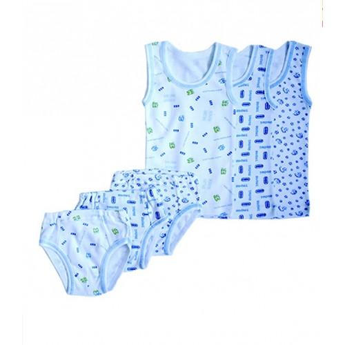 Комплект для мальчика мод.201 Фламинго-текстиль