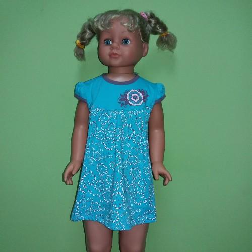 Платье  летнее  ПЛ95