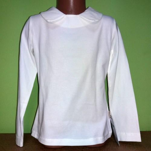 Блуза для девочки Воротничок кф288 Робинзон