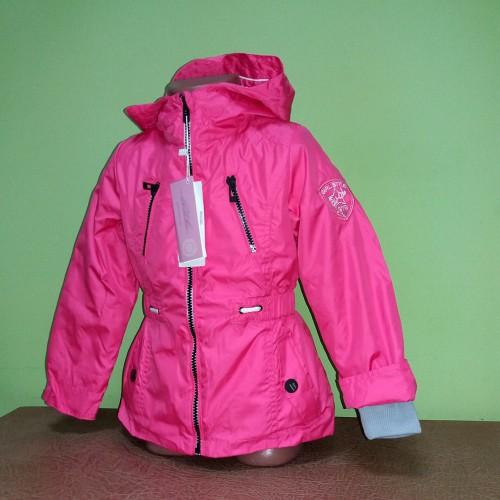 Куртка-ветровка  2в1 для девочки Голди