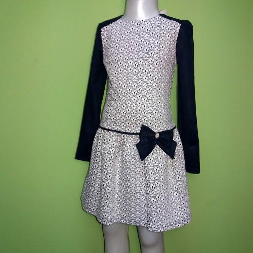 Платье  для девочки  ТМ Мевис 1876