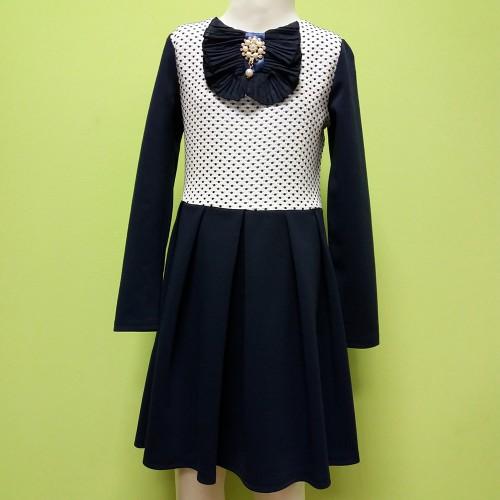 Платье  для девочки  ТМ Мевис 1819