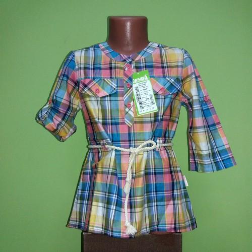 Рубашка для девочки РБ49 Бемби