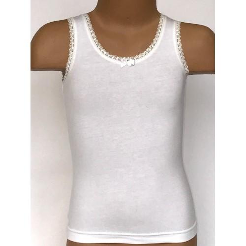 Майка для девочки  мод.34073 Bibo