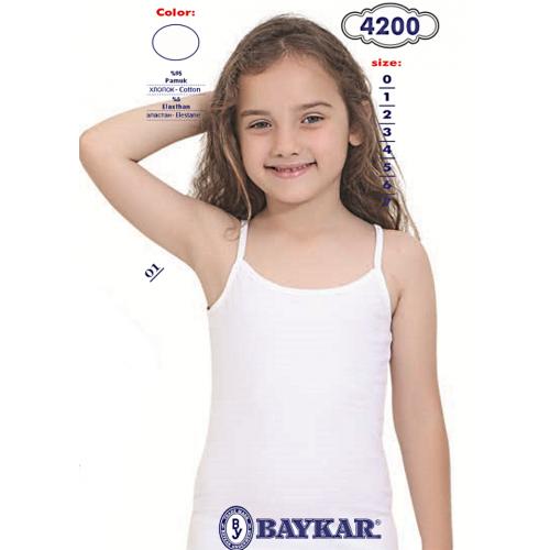 Майка для девочки мод.4200 Baykar
