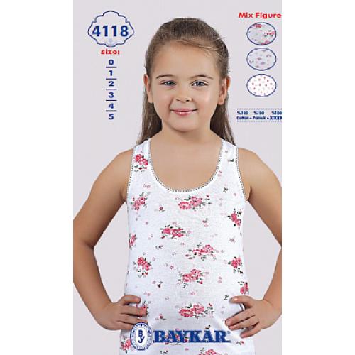 Майка для девочки мод.4118 Baykar