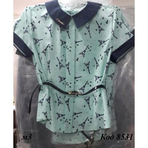 Блуза для девочки BA 57  Mevis