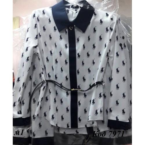Блуза для девочки BA 59  Mevis