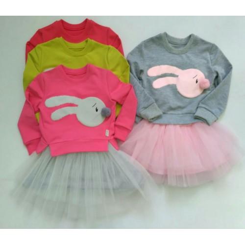 Комплект для девочки Кролик Musti