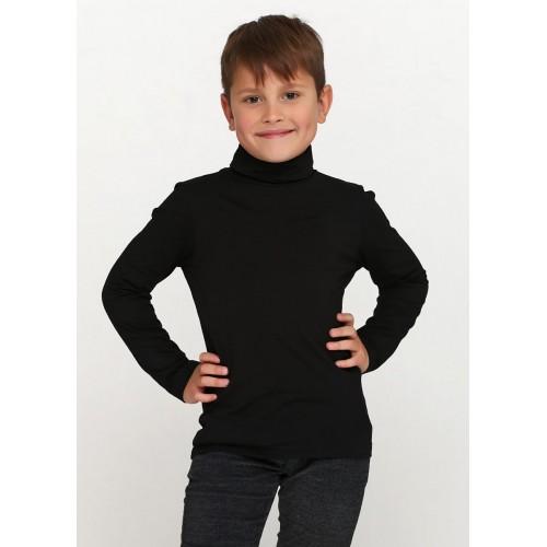 Гольф черный для мальчика 15319 ТМ Vidoli