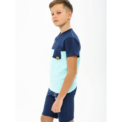 Футболка для мальчика Южный ветер  ТМ Смил