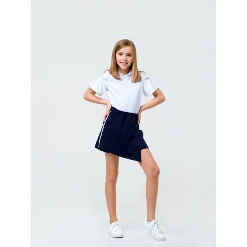 Юбка-шорты школьные трикотажные TM Смил 2020