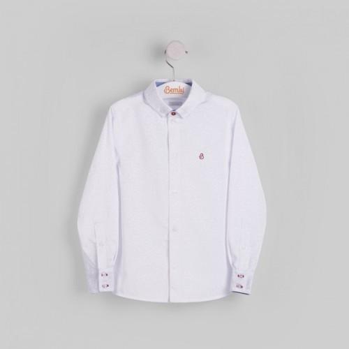 Рубашка для мальчика РБ93 Бемби