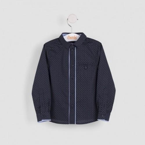 Рубашка для мальчика РБ70 Бемби
