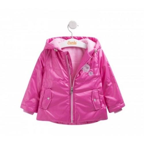 Куртка демисезонная  для девочки  КТ194 ТМ Бемби