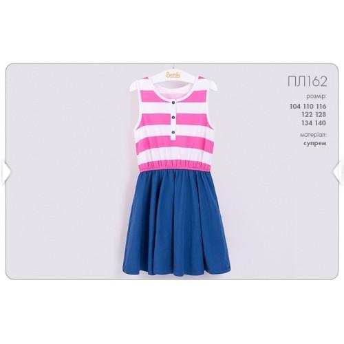 Платье летнее ПЛ162   Бемби