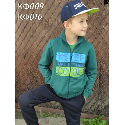 Кофта трикотажная КФ009-010  (двунитка) Musti